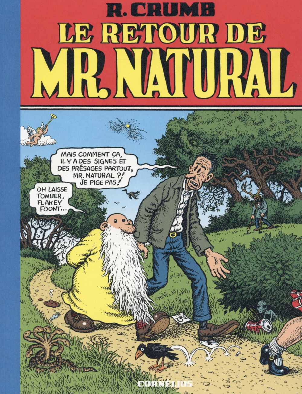 Mr. Natural Le retour de Mr. Natural Vol.2